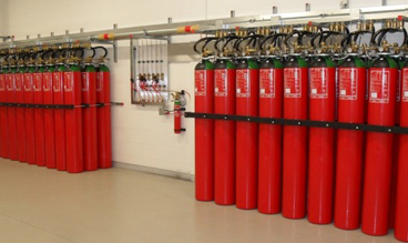 Carbon Dioxide Gas Extinguishing Systems in Sri Lanka