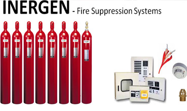 INERGEN Gas Extinguishing Systems