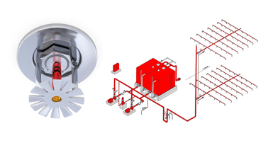 Sprinkler Systems in Sri Lanka