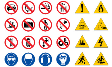 All Forms Of emergency signs systems