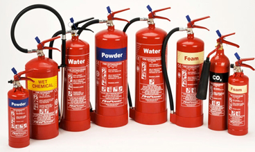 Portable Fire Extinguishers in Sri Lanka